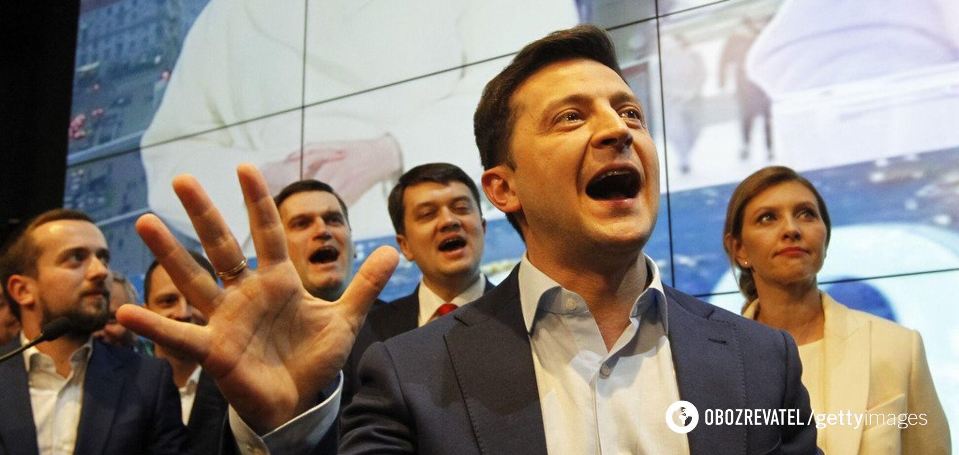 'Взрыв мозга': в России назвали победу Зеленского 'ужасом для рабов'