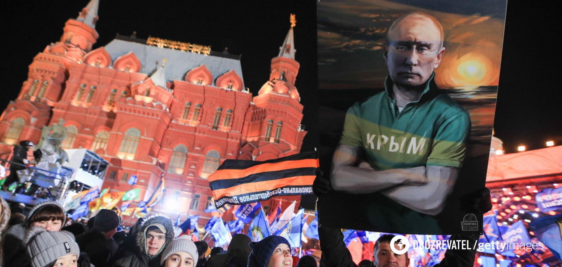 Окупанти зажадали визнати Крим російським: що відомо