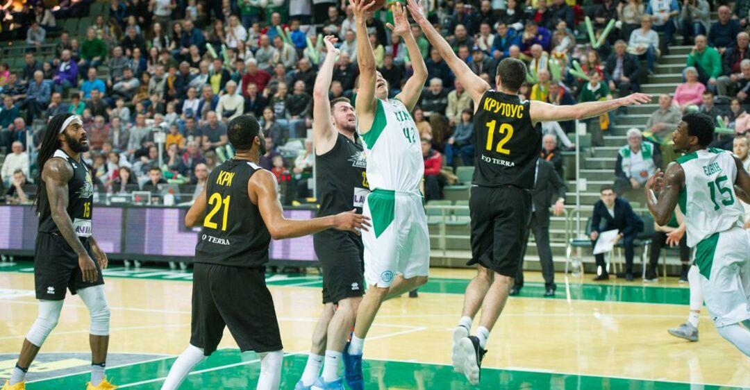 49926124 Химик одержал вторую победу над Киев-Баскетом в финале Суперлиги Пари-Матч  - новости баскетбола