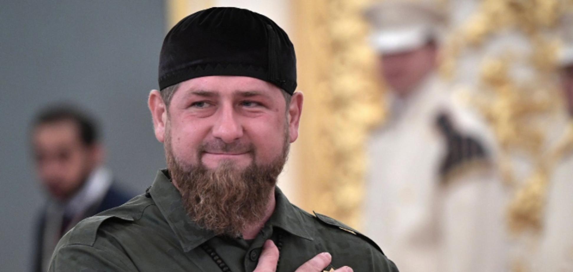 'Россия рядом и протянет руку!' Кадыров предложил помочь Зеленскому