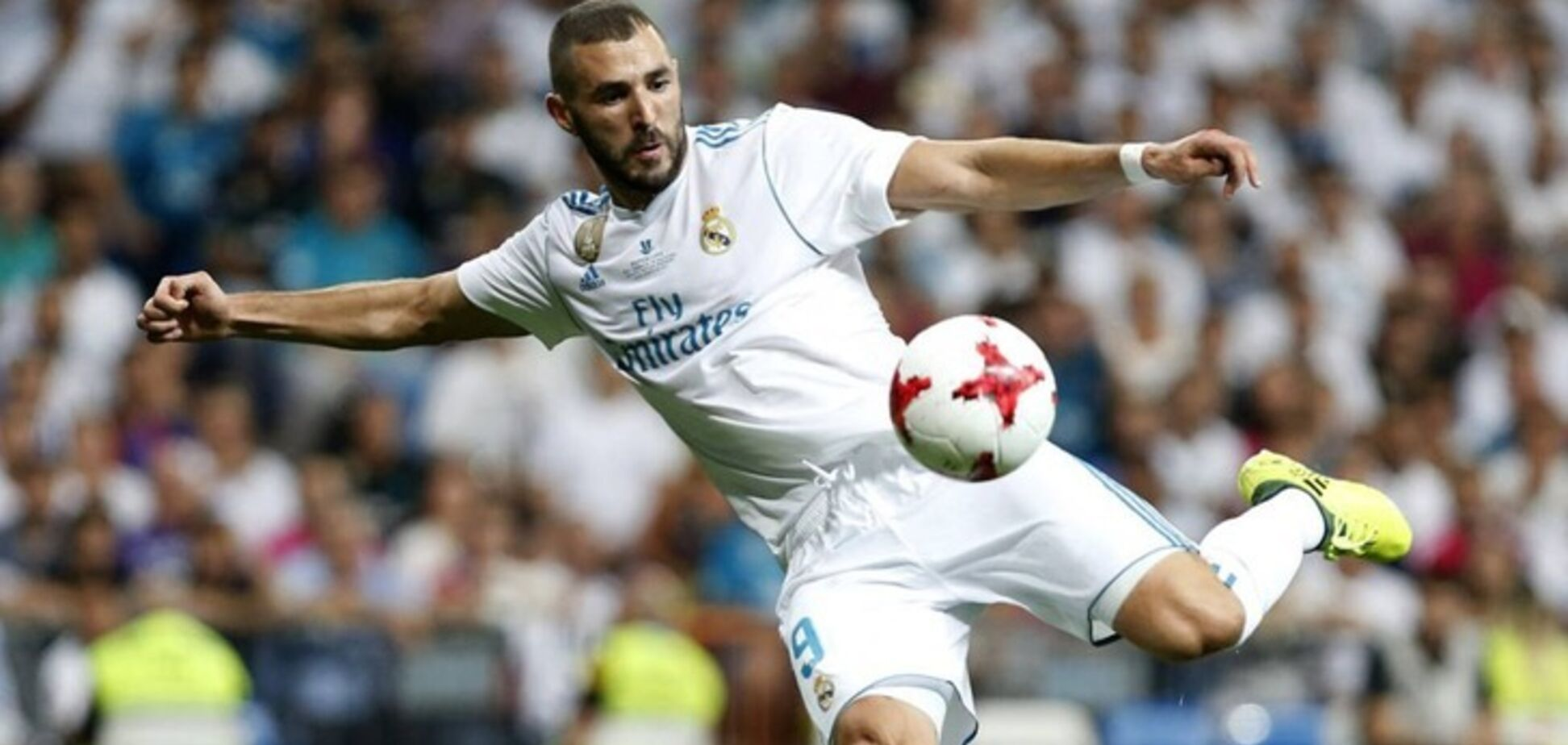Нападник 'Реала' встановив феноменальний рекорд