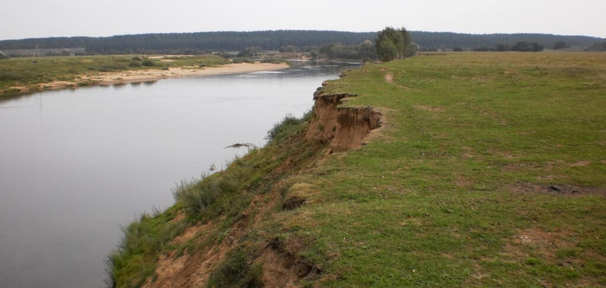 Под Киевом на берегу Днепра нашли труп со связанными руками