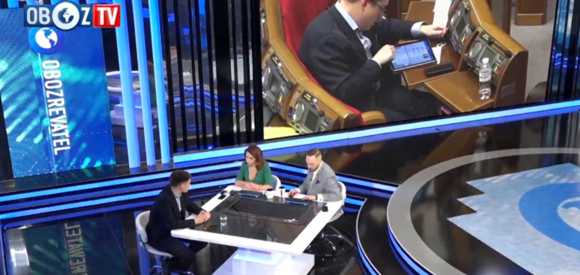 ''Разгонят бездельников - народу понравится'': эксперт рассказал, чем грозит роспуск Рады