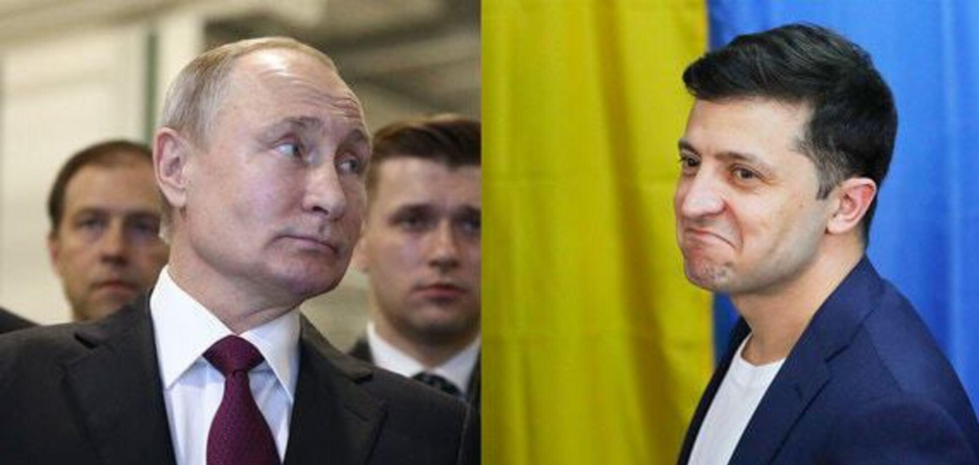 Порєбрік News: у Росії злякалися гібридної війни із Зеленським