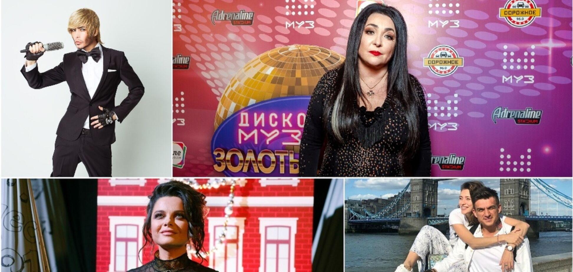 'Парад нікчем': зірок, які підтримали Зеленського, жорстко розгромили в Росії