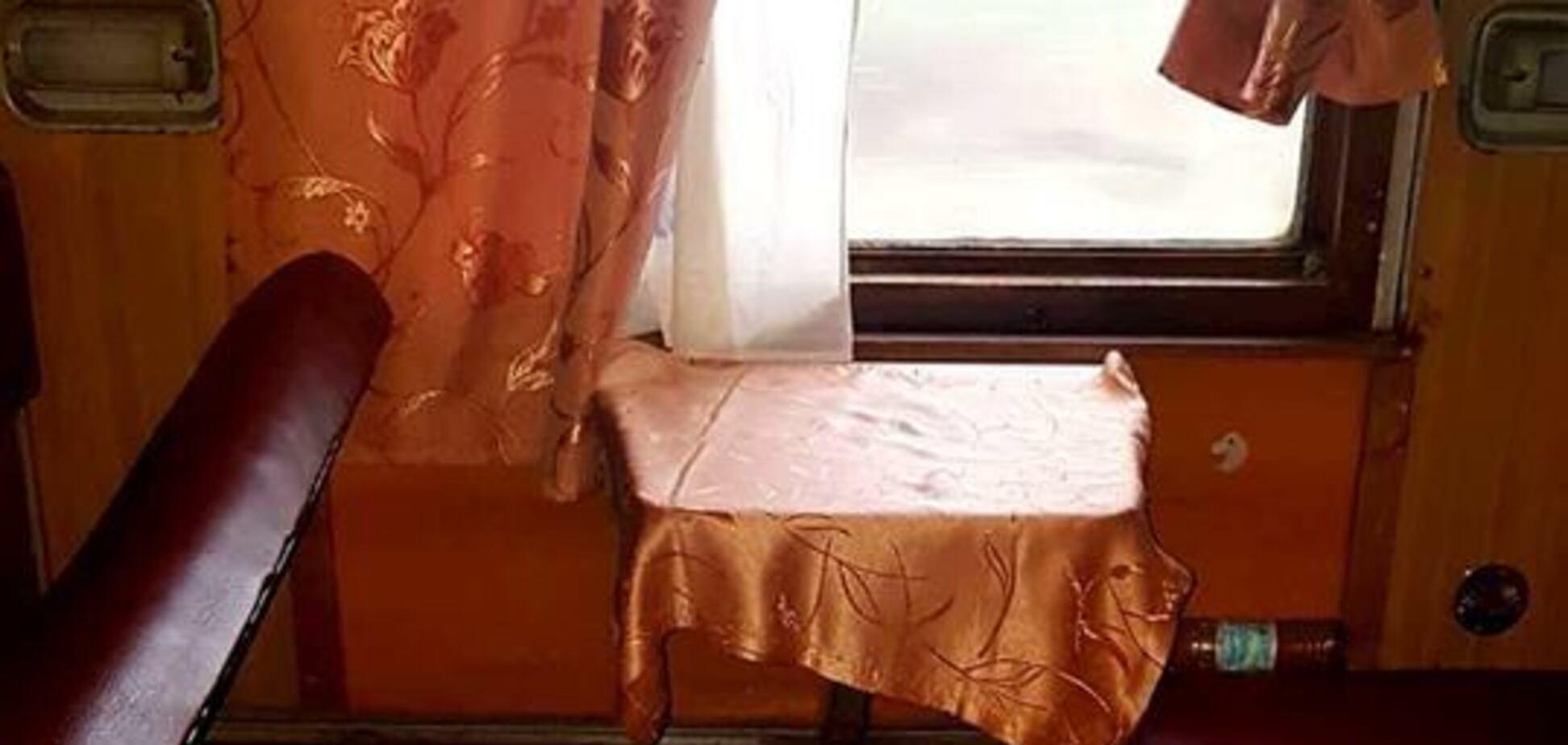 Умови в поїзді 'Укрзалізниці' розлютили мережу
