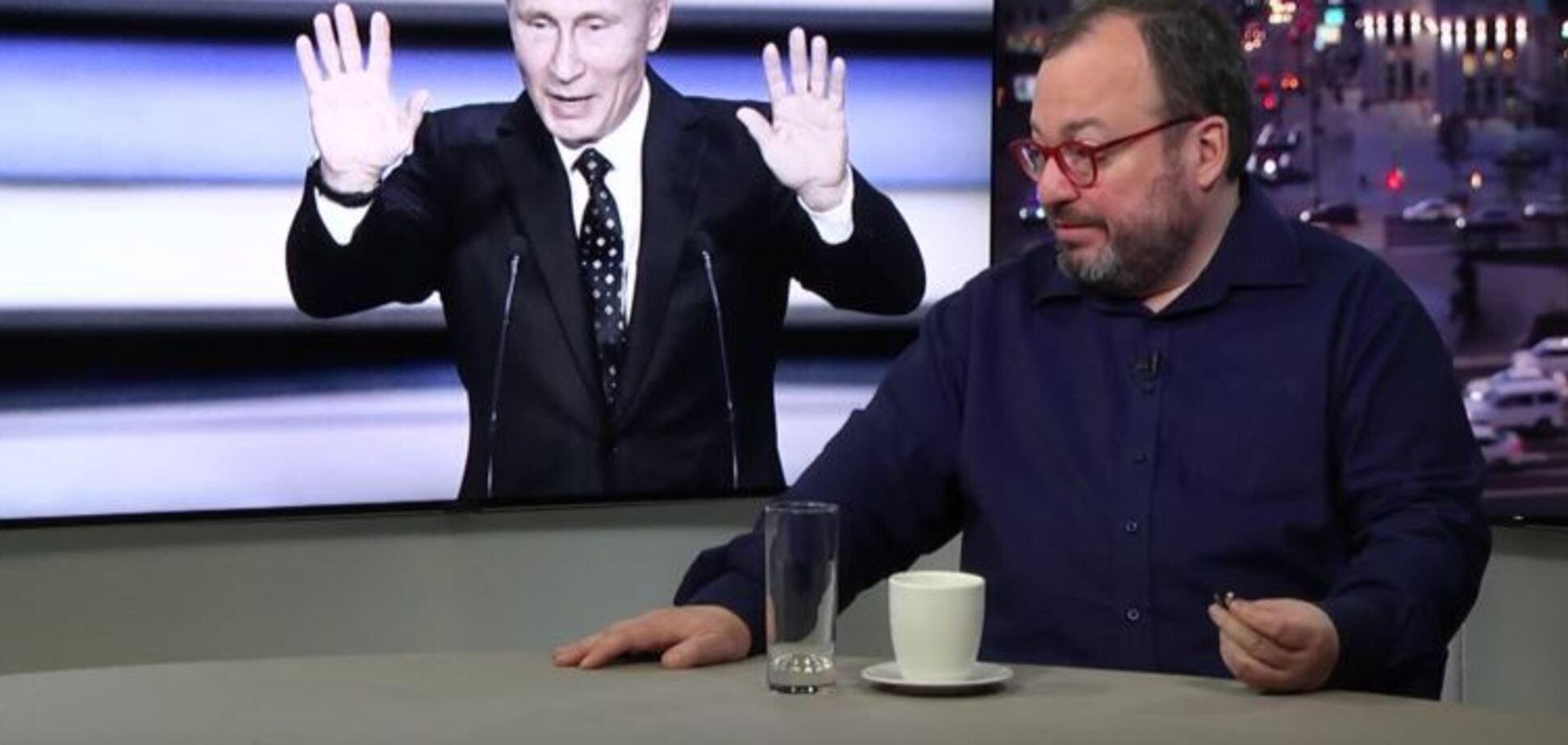 Заборонений російський політтехнолог прорвався в Україну і влаштував перепалку з Бабченком