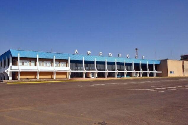 Николаевский международный аэропорт
