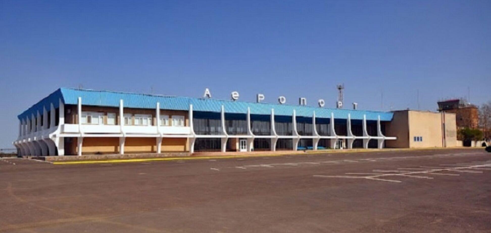 Скандал в Николаеве: аэропорт заплатит 40 млн за ремонт на бумаге