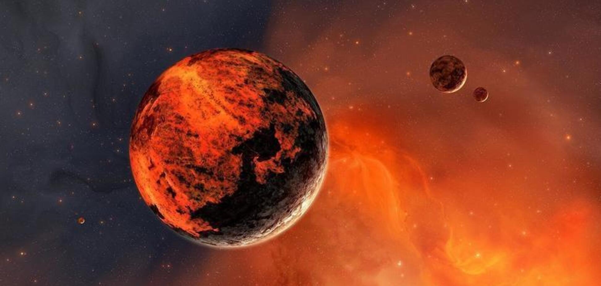 Сейсмологи вперше зафіксували 'марсотрус': сенсаційний запис