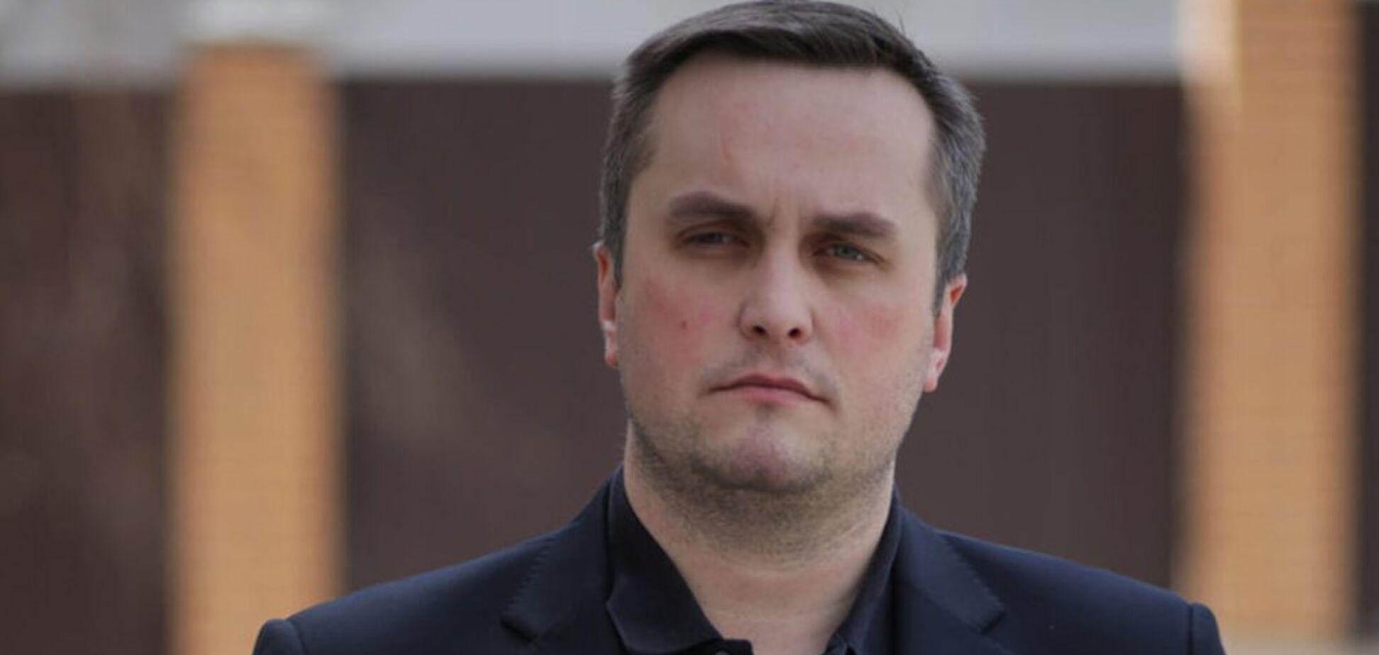 Холодницький назвав підозру НАБУ Демчині 'казочкою'