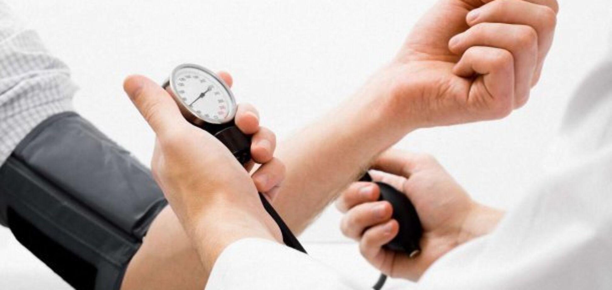 Знижує тиск без ліків: названі шість простих способів