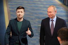 Зеленский выиграл. Путин проиграл