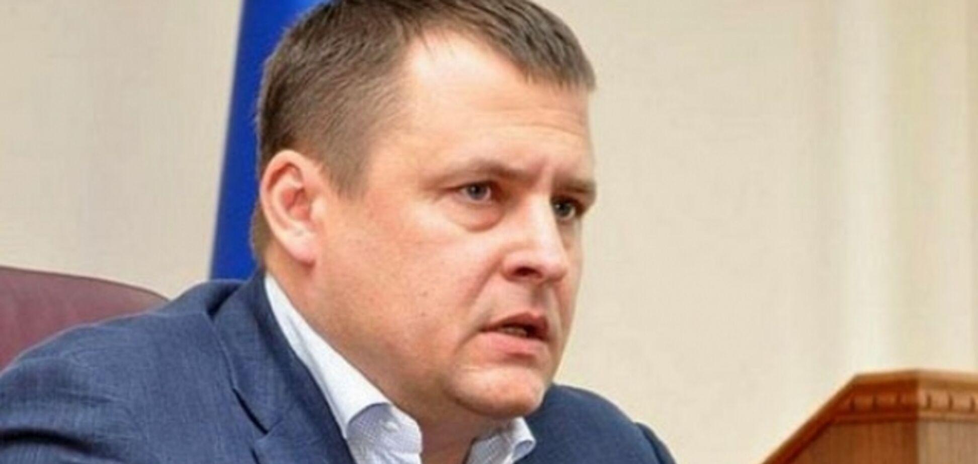 Мер Дніпра Філатов продовжив боротьбу з корупціонерами і лінивцями
