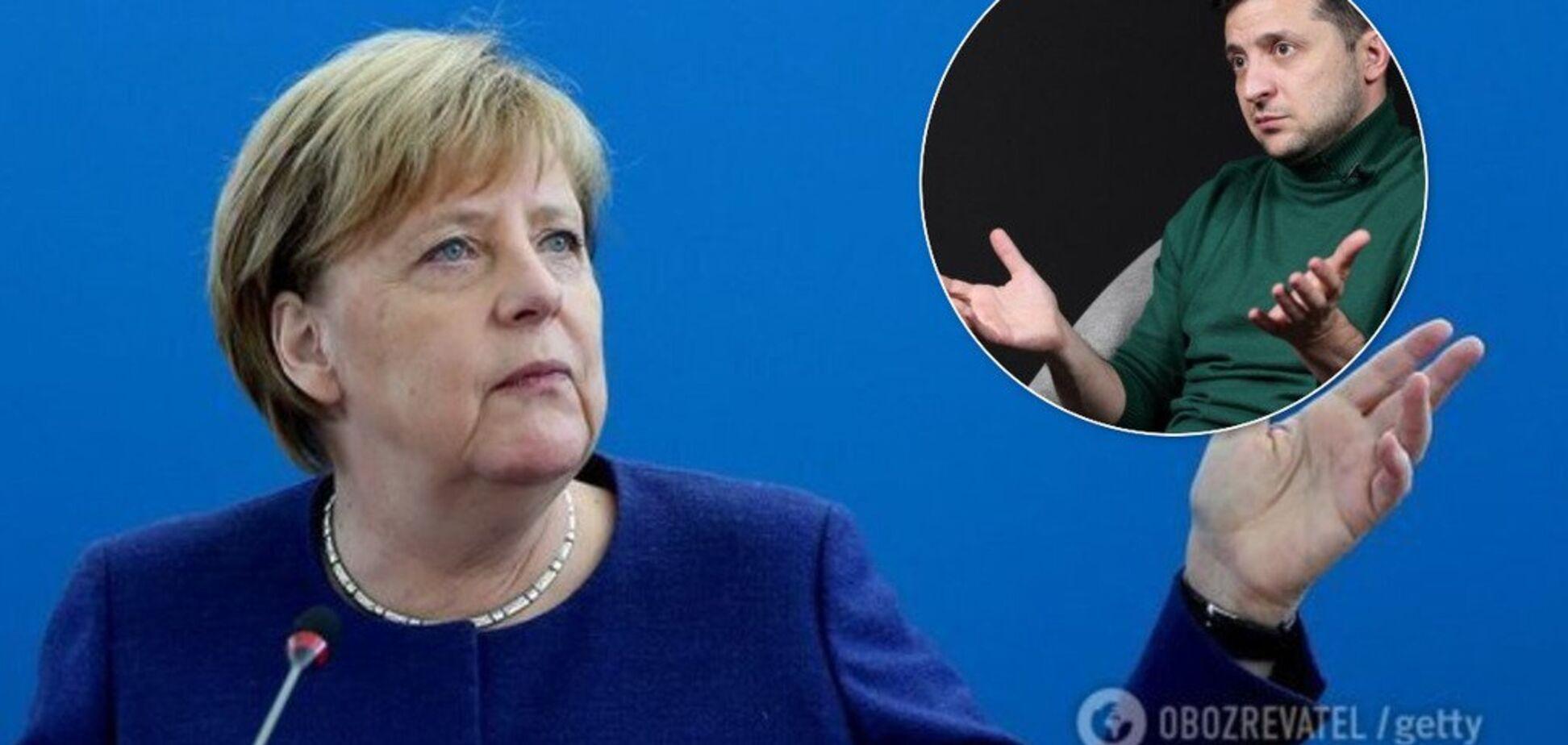 Меркель, Трюдо и Пенс позвонили Зеленскому: стало известно, о чем договорились
