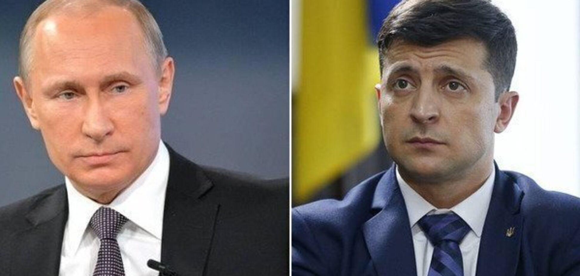 У Путіна розповіли, як співпрацюватимуть із Зеленським