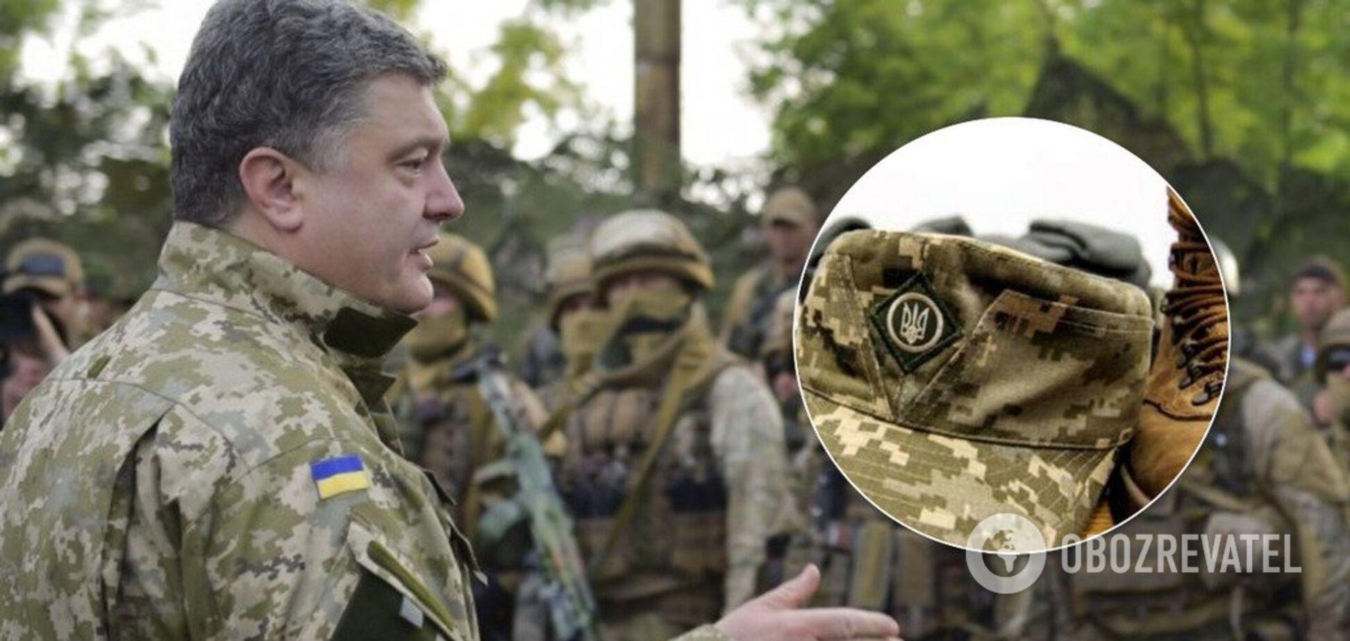 Витрати зросли у п'ять разів: як змінилася армія за час президентства Порошенка