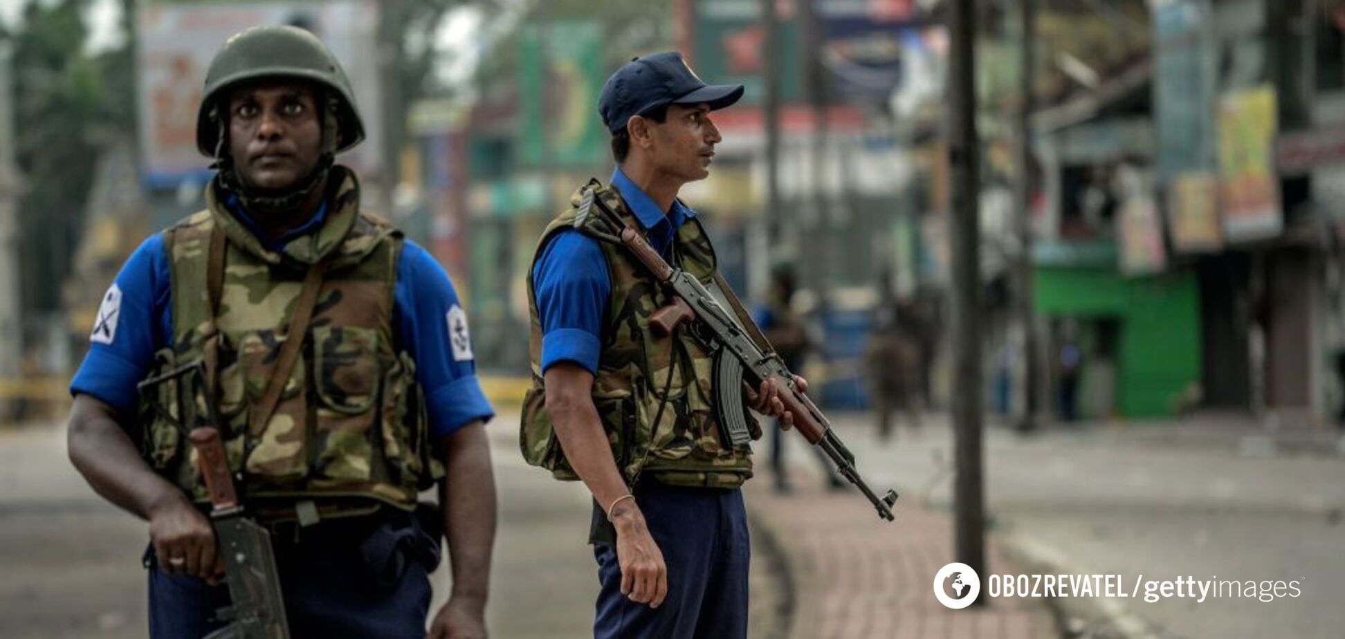 На Шрі-Ланці стався новий вибух: перші фото