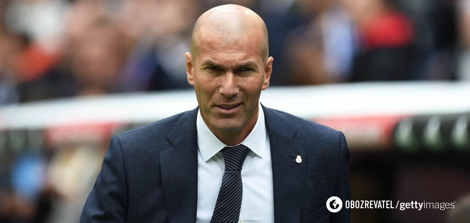 'У 'Реала' більше': Зідан зухвало висловився про 'Барселону'