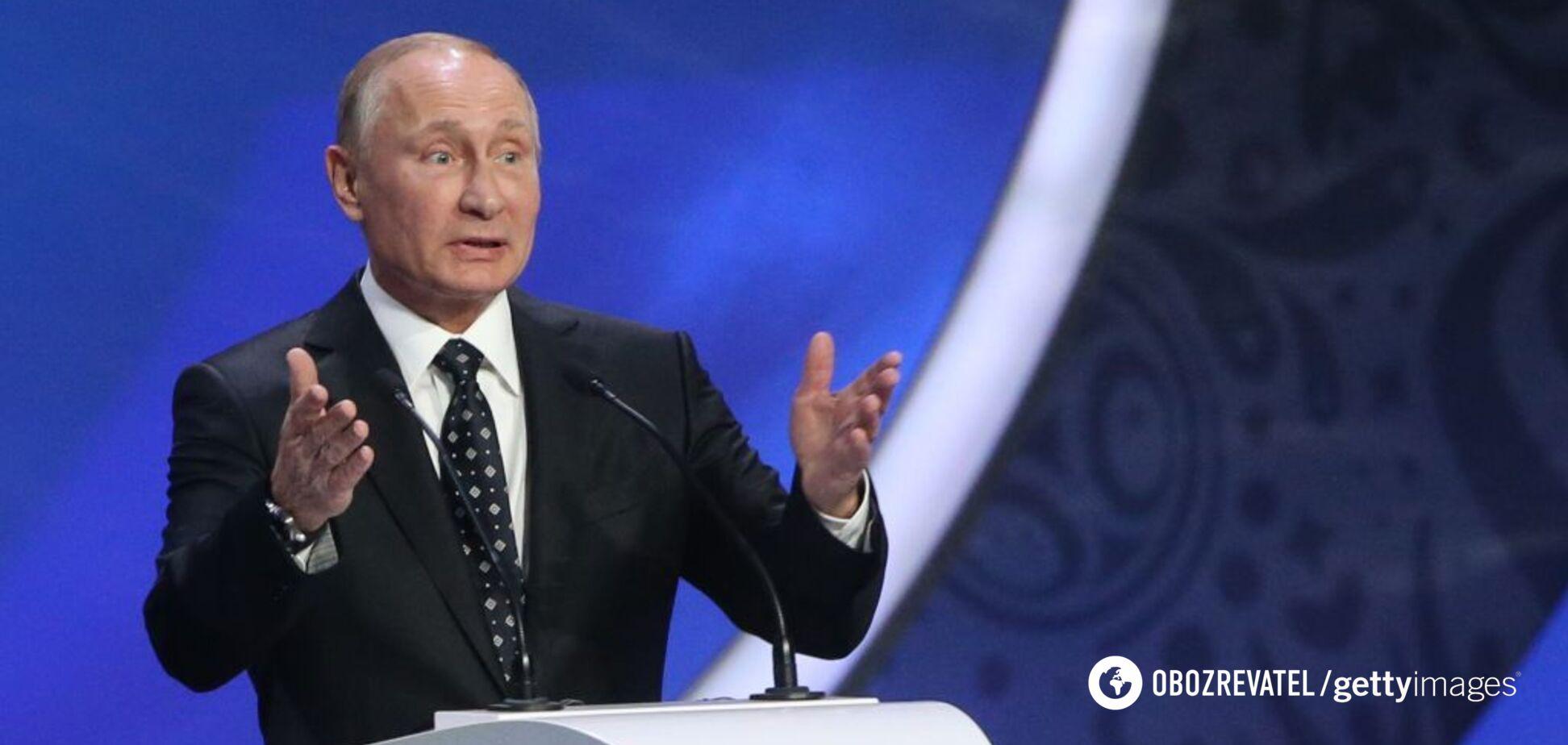 'Надзавдання інше': Путін назвав мету для Росії