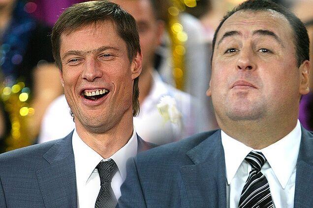 Володимир Моїсеєнко та Володимир Данилець