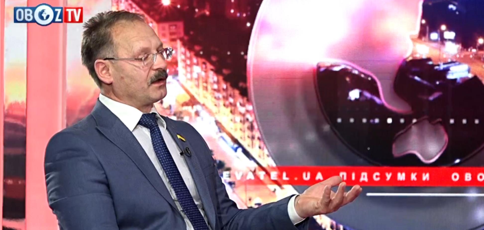 Путин создает формальное основание для введения войск в Украину: нардеп