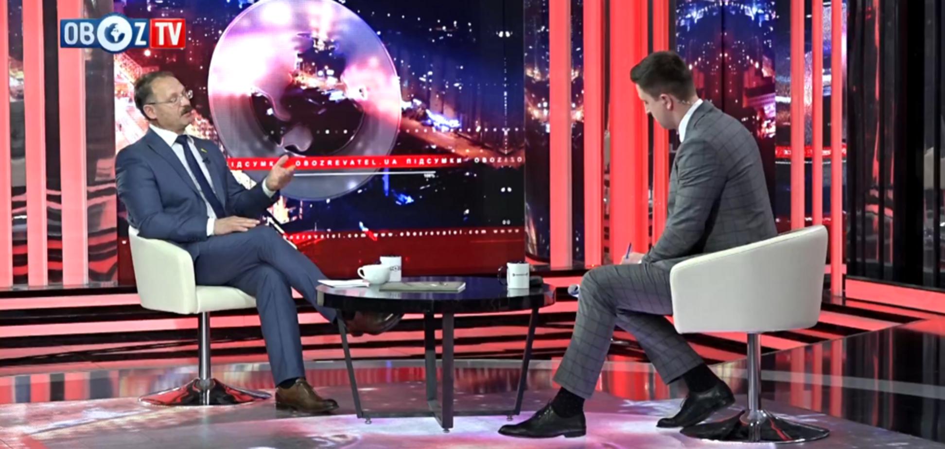 Стремятся к реваншу: Олег Барна прокомментировал заявления экс-регионалов в Украине и России