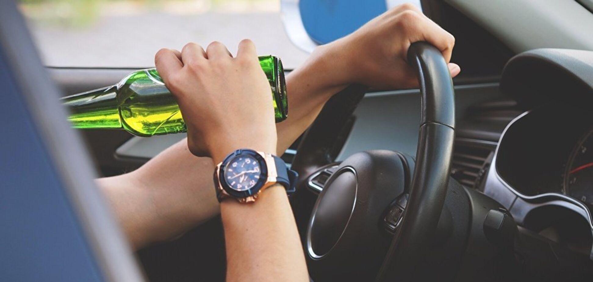 В Украине ужесточат наказание для пьяных водителей: чего ждать