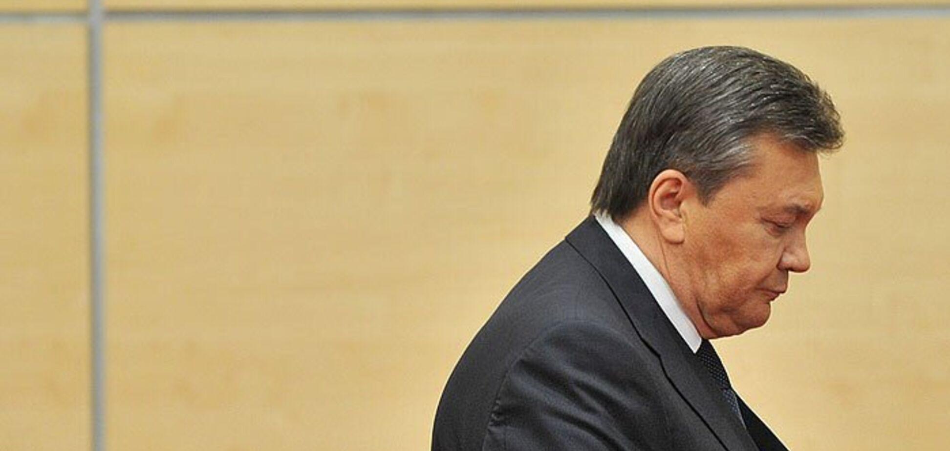 'Лезет хряк – за ним и поросята': Януковичу пообещали 'теплый' прием в Украине