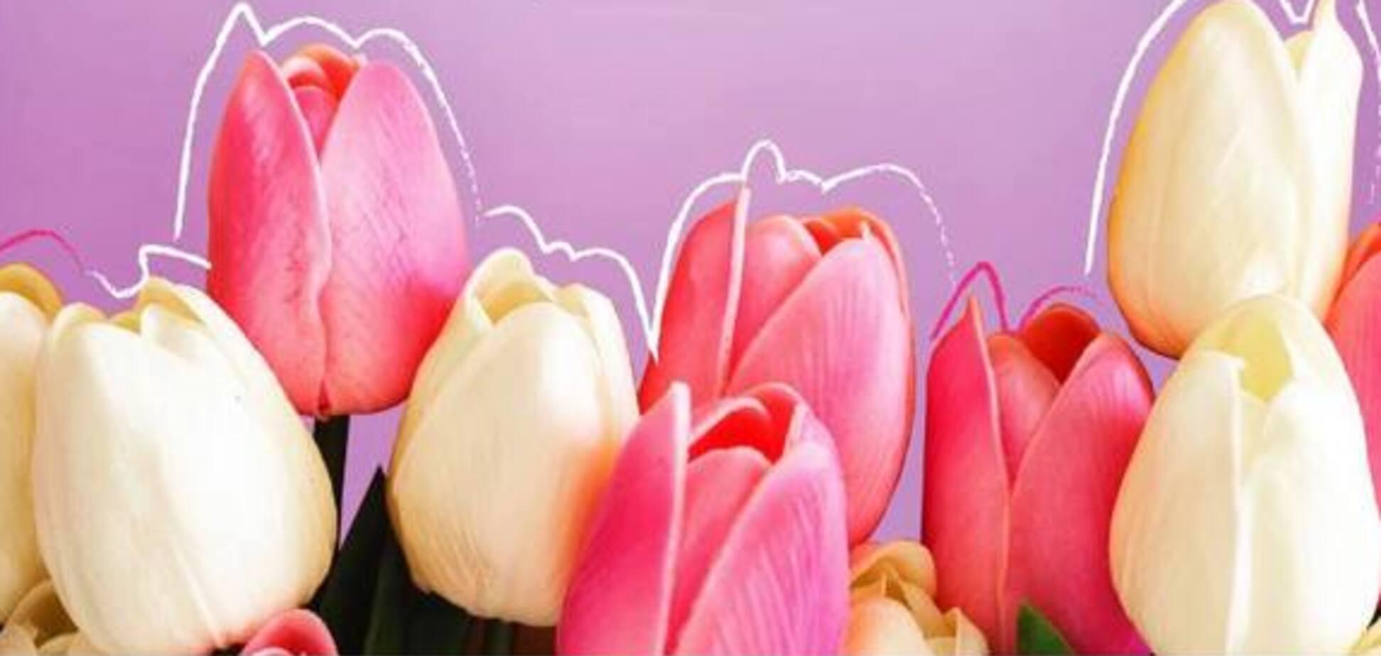 В Киеве открывается ежегодная выставка тюльпанов 'Сказки мира'
