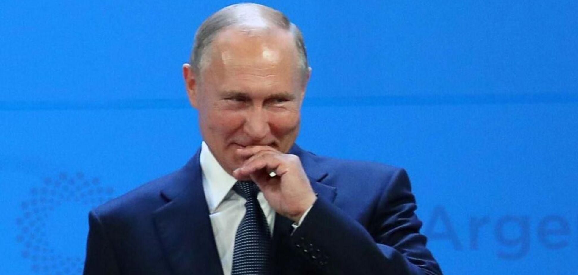 Путін готується до анексії Донбасу