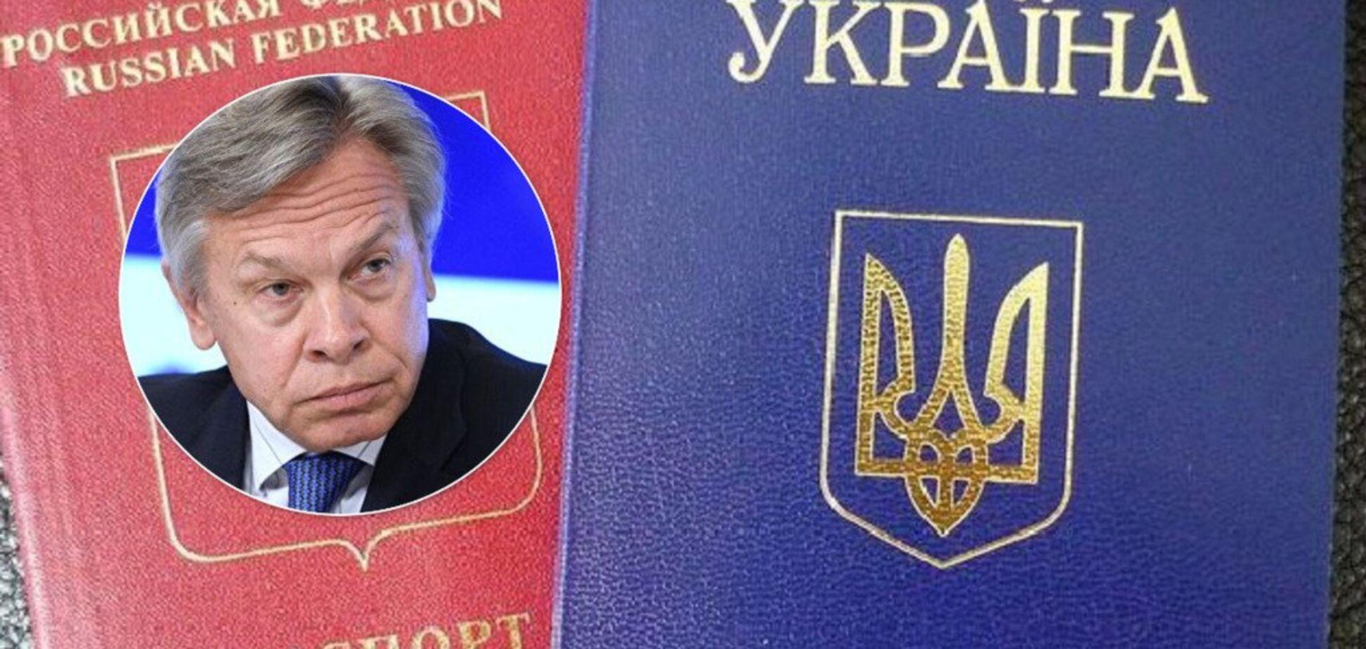 'Зеленскому не помешает': у Путина оболгали Украину из-за российских паспортов на Донбассе