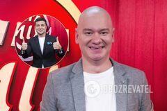 'Режим Зеленского хватит терпеть': сеть позабавило видео с Кошевым в 'Лиге смеха'
