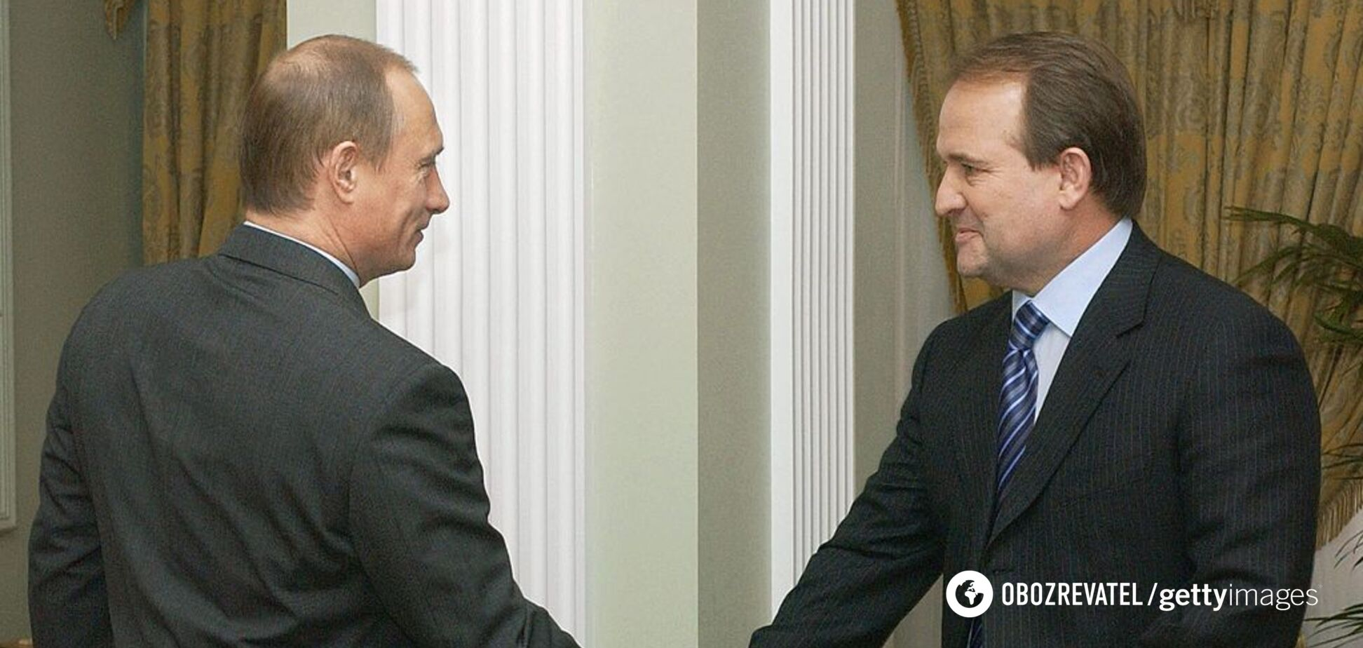 Льовочкін розкрив таємну роль Медведчука в переговорах із Росією