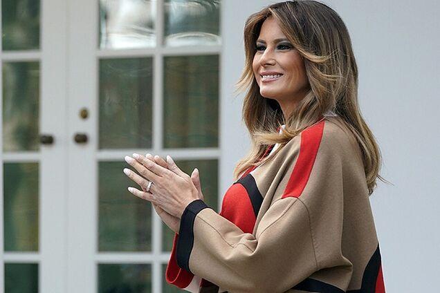 Мелании Трамп - 49: самые откровенные фото первой леди США