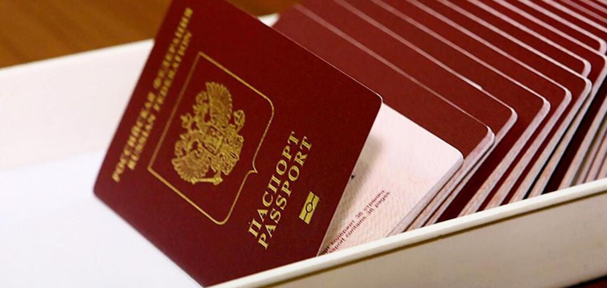 Видача паспортів РФ у 'Л/ДНР': стала відома дата
