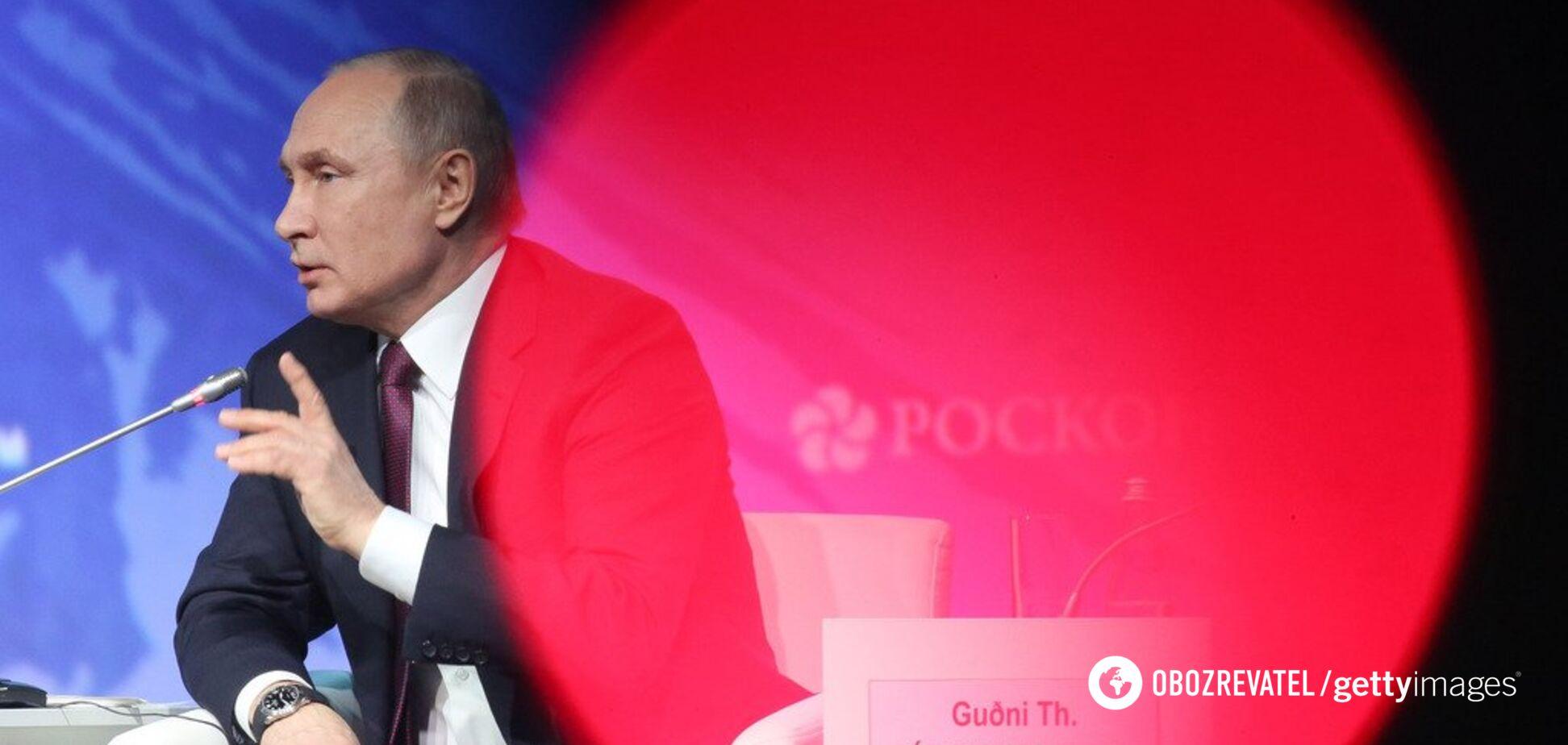 'Путін привітав Зеленського!' Кремль підловили на рішучому кроці до війни
