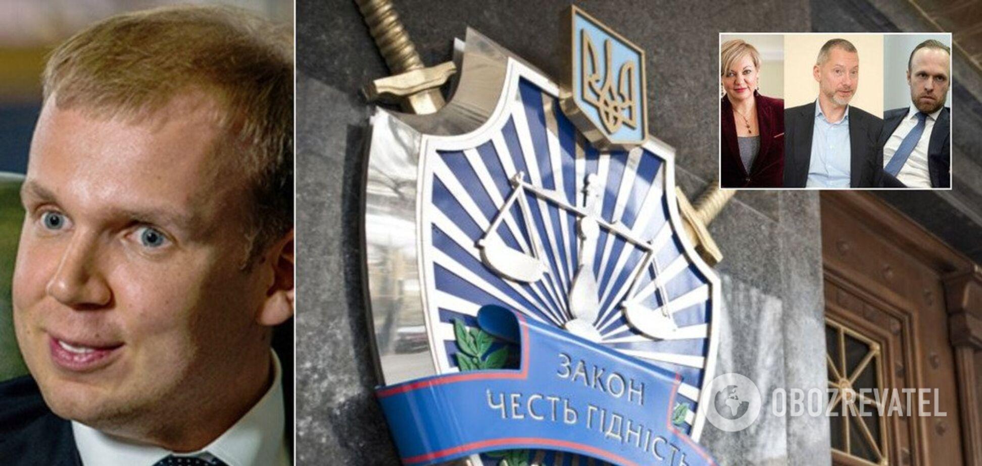 За окружение Порошенко взялась ГПУ: что случилось