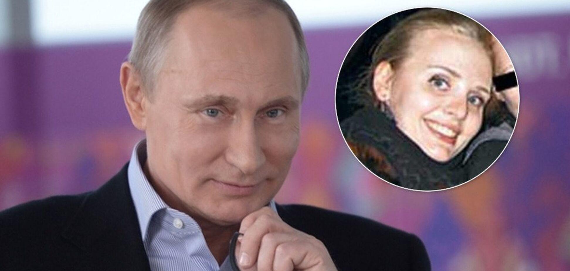 Путін призначив свою доньку на важливу посаду
