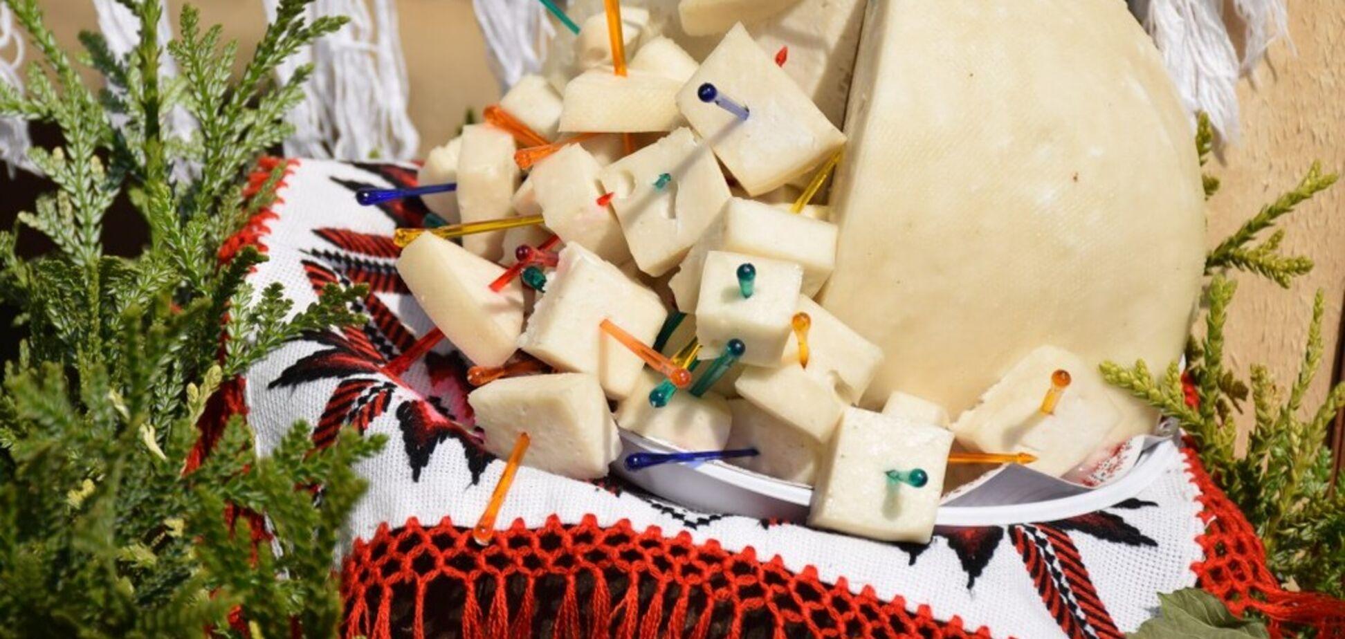 В Україні дали захищену назву основним продуктам