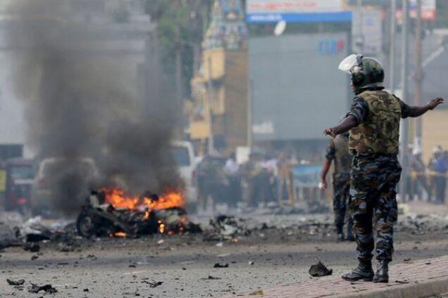 На Шрі-Ланці прогриміли три вибухи: всі подробиці