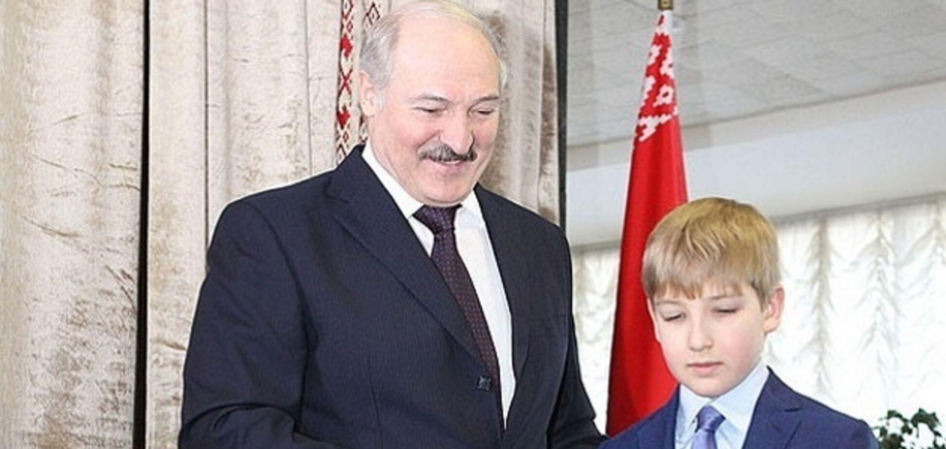 Коля Лукашенко