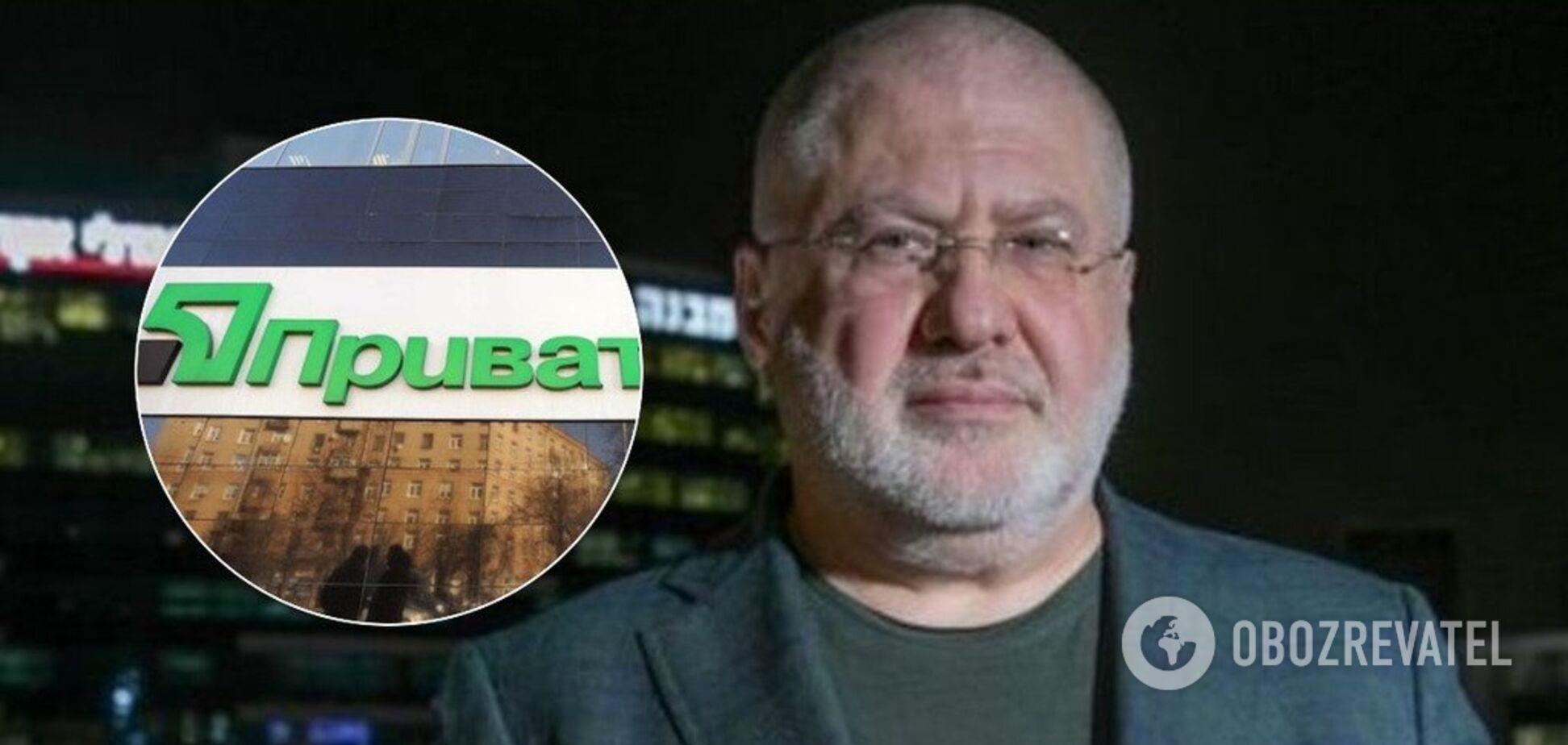 ПриватБанк: Коломойський подав до суду 5 нових позовів