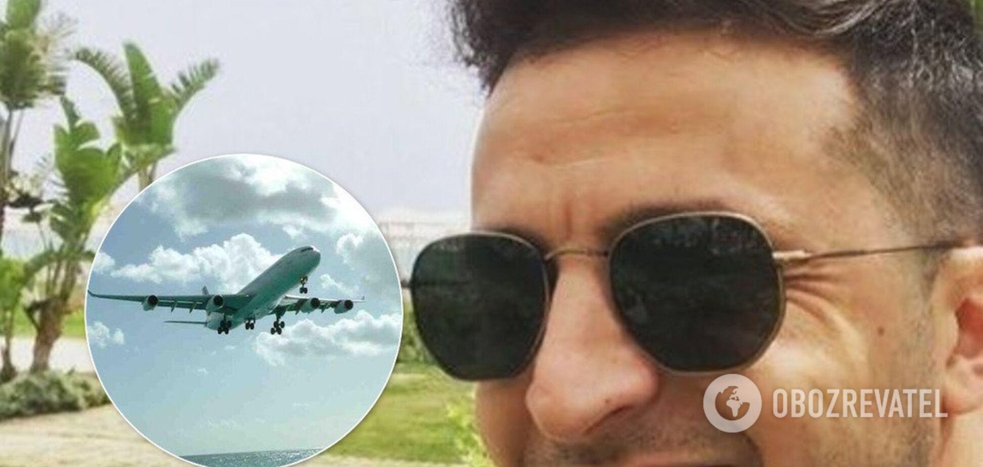 Зеленський залишив Україну: стало відомо, куди полетів. Фото