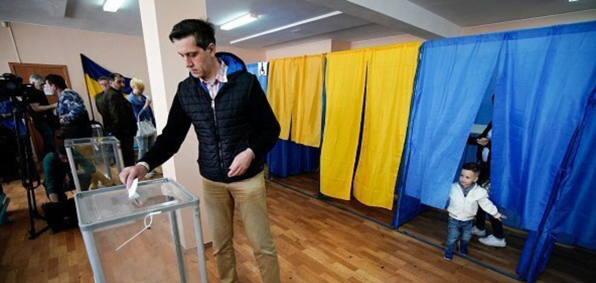 Результаты выборов: ЦИК принял все протоколы