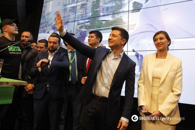 Росія відмовилася вітати Зеленського з перемогою