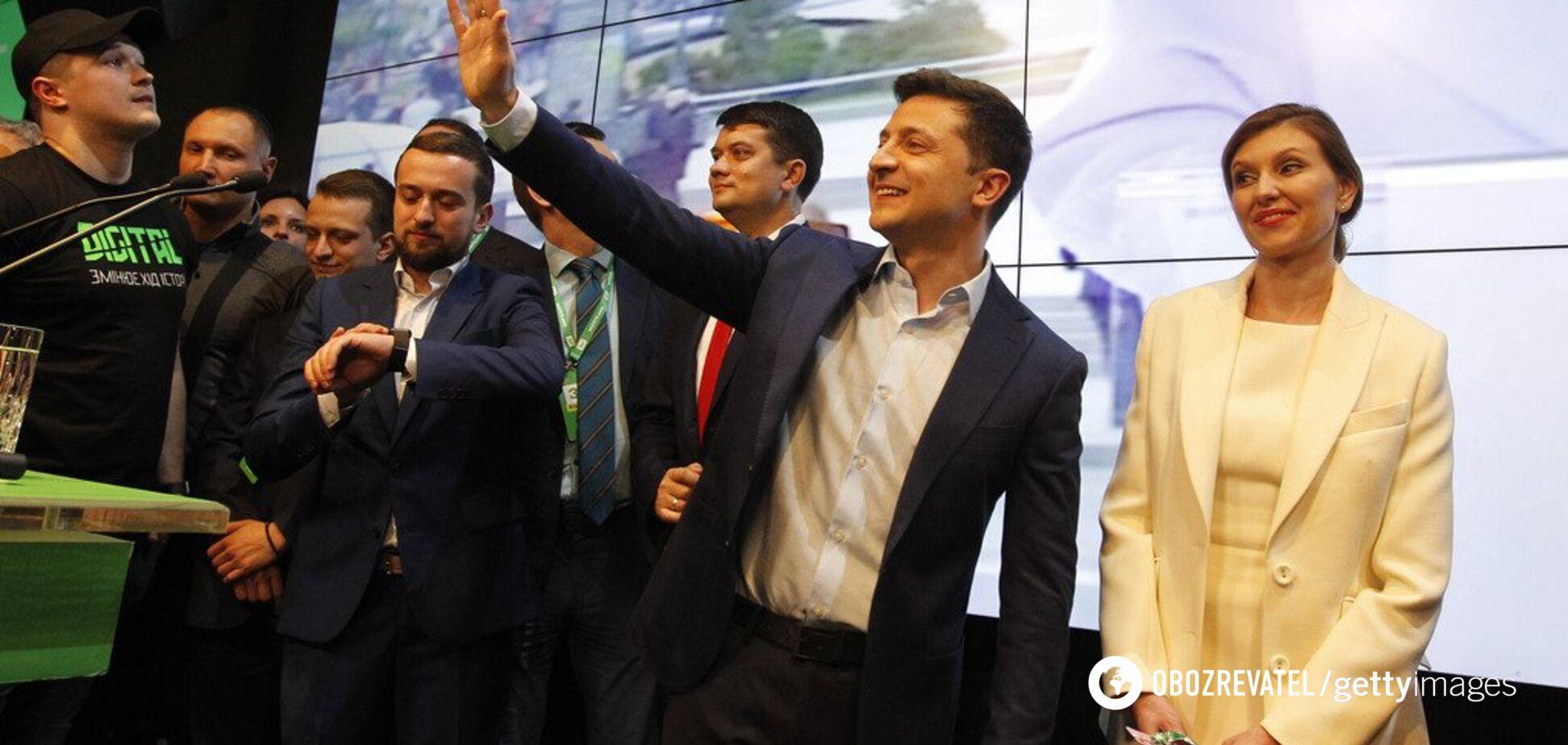 'Квіти посилати рано': Росія відмовилася вітати Зеленського з перемогою