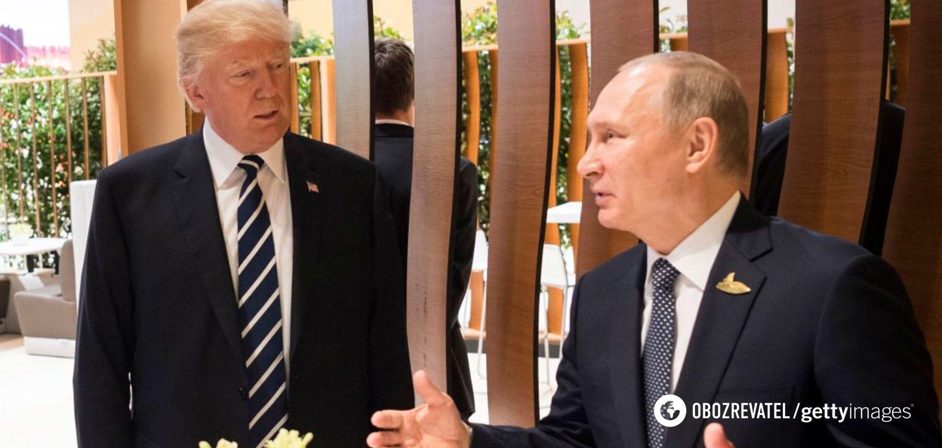 Трамп мог бы выдать американские паспорта россиянам