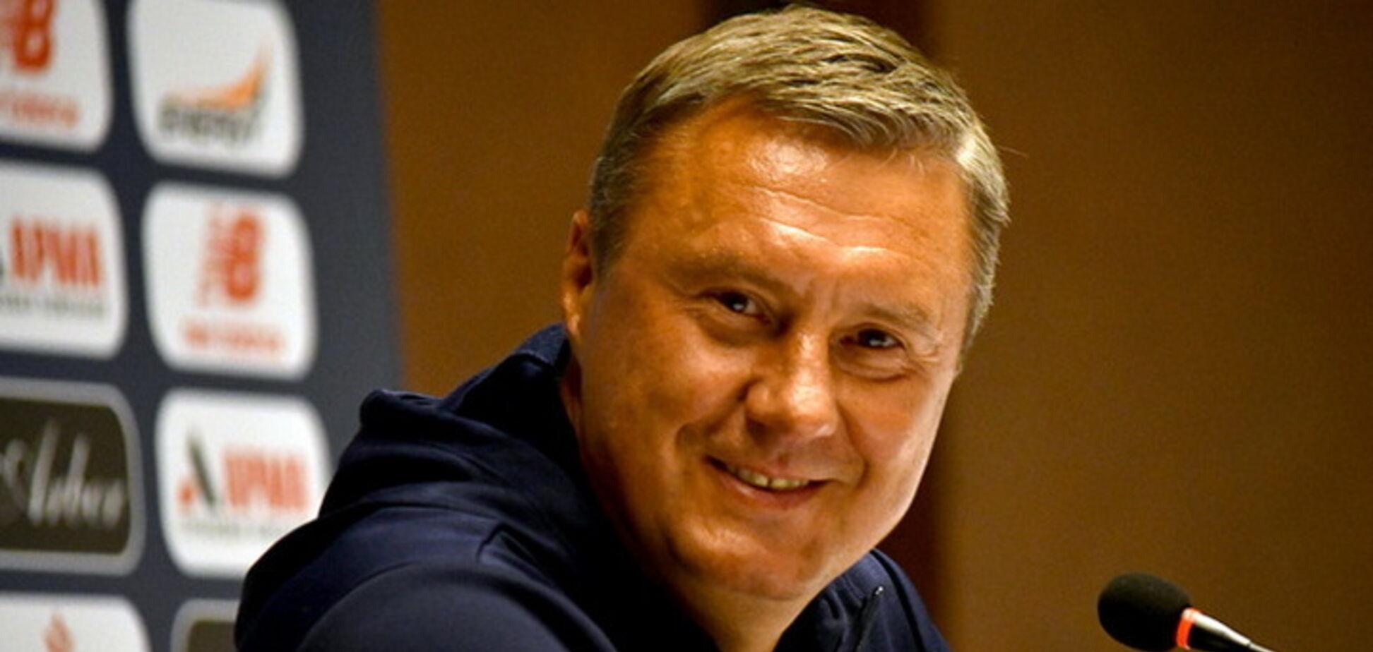 'Не знаю, как это будет выглядеть': Хацкевич отреагировал на победу Зеленского на выборах
