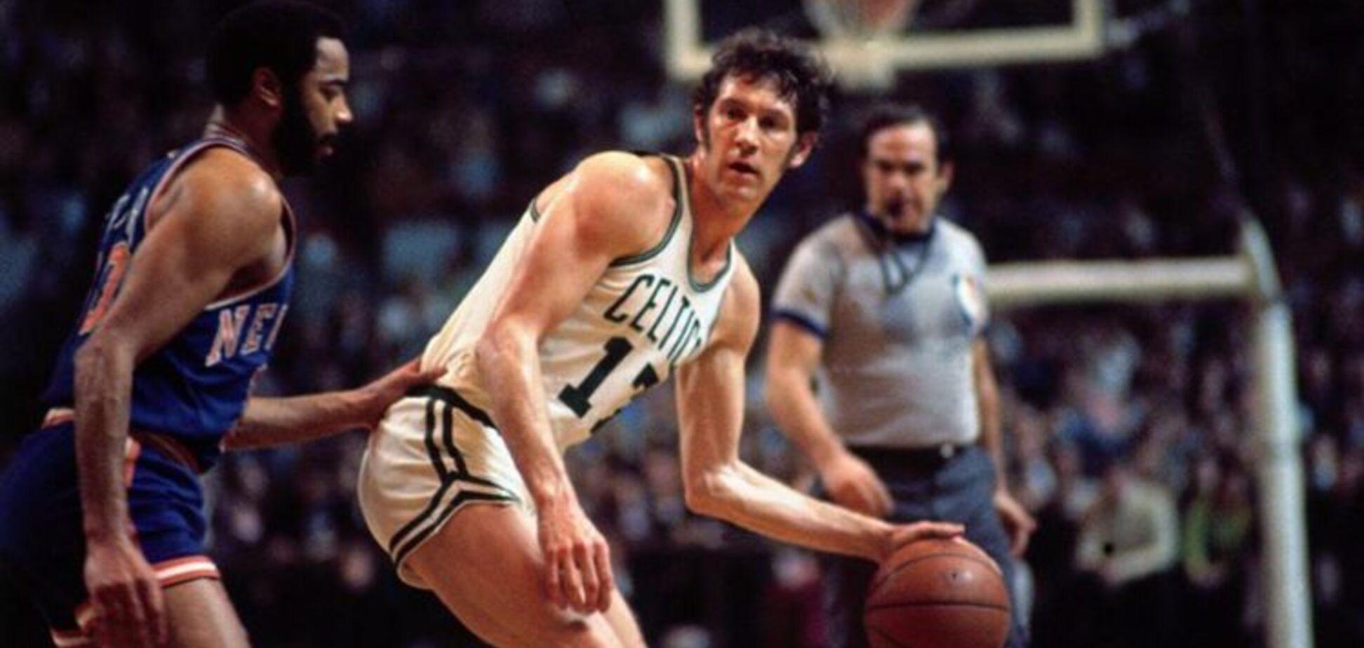 Помер легендарний баскетболіст НБА